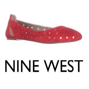 Brand New 9 West Ballet Flats
